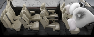 Ten SRS Airbags