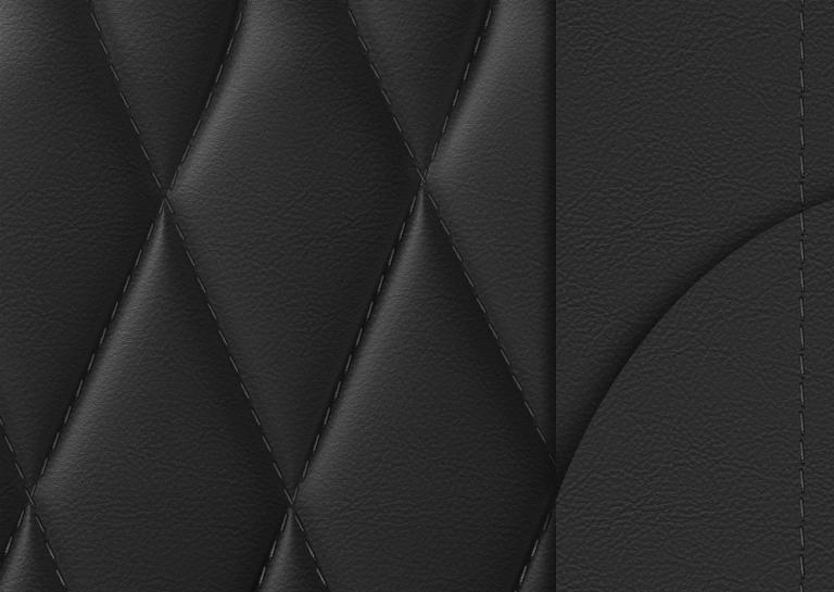 Interior - Black